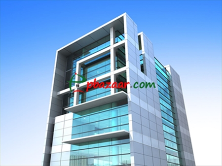Picture of A nicely Structured commercial building is ready for rent in Sector 06, Uttara