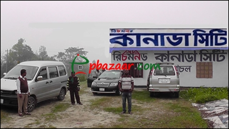 Picture of Land sale beside at Rajuk Purbachal In Dhaka city