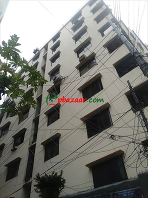 Picture of 1350 SQ FT Flat for Rent @Ibrahimpur