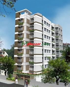 950 sft flat sale@ East azompur-Uttara  এর ছবি