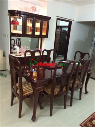 Furnished Apartment with Hatirjheel Lake view এর ছবি