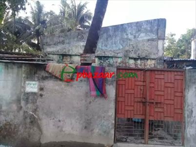 2.8 Katha / 2.33 Gonda Plot with an old semi-paka Building For Sale at Comilla Housing Estate  এর ছবি