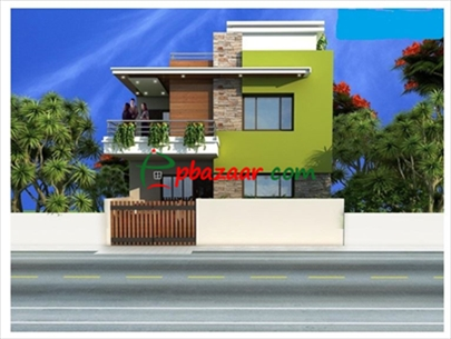Picture of Independent Duplex @ Bashundhara