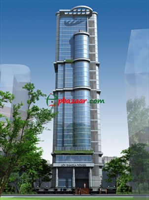 Picture of COMMERCIAL OFFICE SPACE AVAILABLE FOR RENT AT JOY BANGLA TOWER, AGRABAD, CHITTAGONG. (BANK / INSURANCE / BUYING HOUSE / CORPORATE OFFICE)