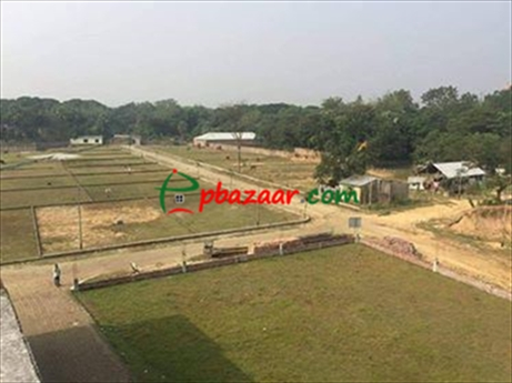 Picture of Land for Sale at Purbachal Marine City