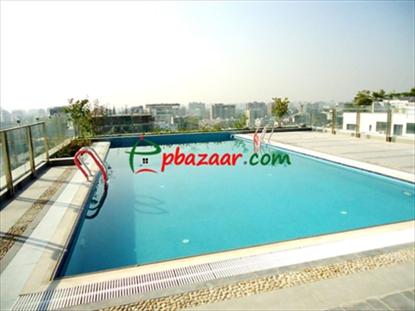 Brand New Apartment by Anowar Landmark with Pool & Jim এর ছবি