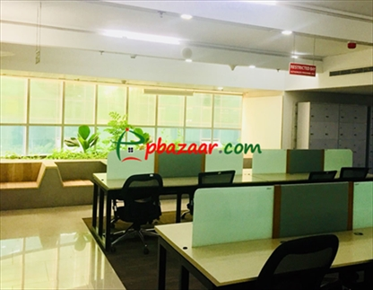Picture of 10,000 Sft Commercial Space Rent at Gulshan 2