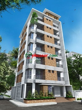 Ready Flat For Sale in Bosila (Near Mohammadpur) এর ছবি