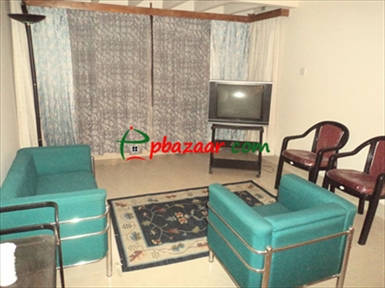 1400sft 3 Bed Apartment For Rent Banani এর ছবি