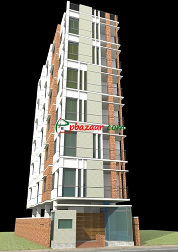 Picture of 1300 sft Apartment for Sale in Dhanmondi