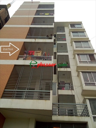 2000sft apartment for sale in Bashundhara R/A এর ছবি