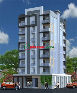 Picture of 1350 Sft Flat for Sale at Savar DOHS