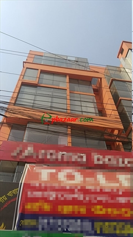 Picture of 6 Storied Commercial Building For Rent At Uttara