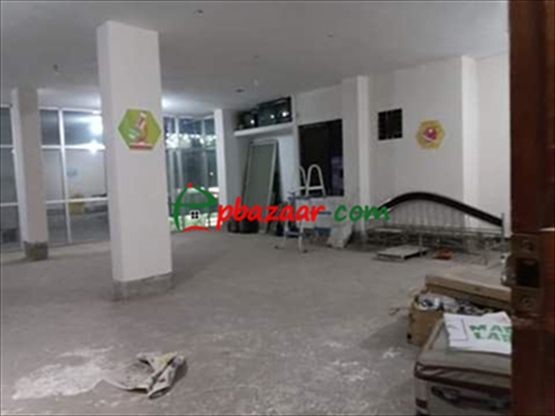 Picture of 1500 sft Commercial Space for Rent, Uttara