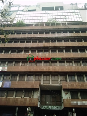 Picture of 9500 Sft & 2500 Sft Commercial Space For Rent At Karwan Bazar