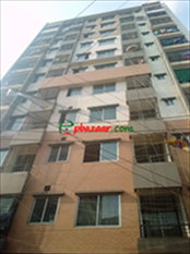 Picture of 1035 SQ FT Residential Apartment For Sale, Mohammadpur