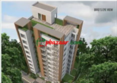 Picture of 2141 sft Apartment for Sale in Bashundhara R/A