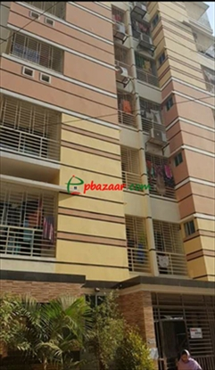 Picture of 1265 sft Ready Flat For Sale at Aftab Nagar