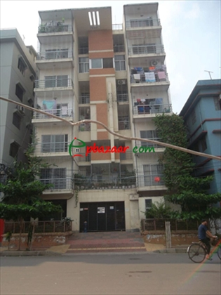 2500 Sqft Beautiful Apartment For Rent Is All Set For You 1st July 2020 In Mirpur 11 এর ছবি