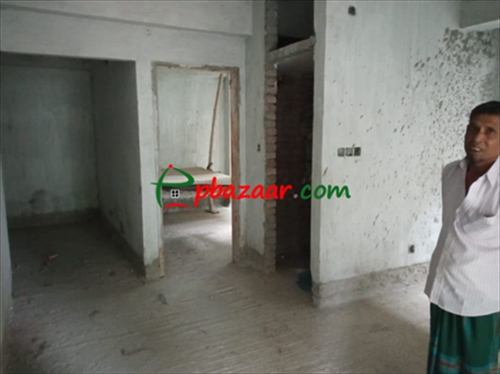 Picture of 1150 Sft Ready Flat For Sale, Airport