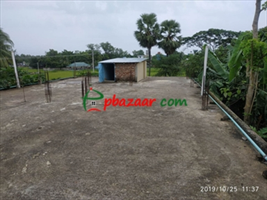 Picture of Modern 4 Bedroom House and Extra Dwelling on a 16.5 Decimal Plot of Land For Sale, Sreemangal