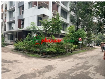 Picture of 2600 Sft Exclusive South Face corner plot New Apartment For Sale, DOHS Mohakhali