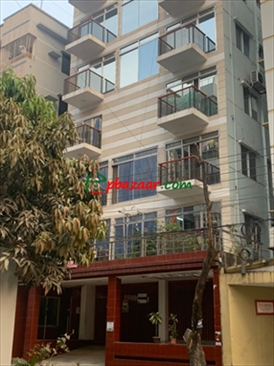 Picture of 1500 sft Apartment for Sale at Bashundhara G Block