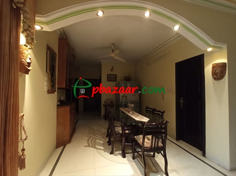 3bed/3bath apartment for RENT in Banani Old DOHS এর ছবি