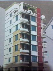 Picture of 6th Floor -620 sft @ Adabor- Shekhertek- Mohammadpur