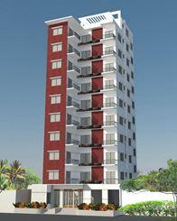 Picture of 1750sft south facing apartment at Bashundhara Block D