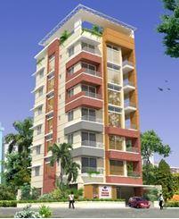 1535 Sq-ft Apartment for Rent in Uttara এর ছবি