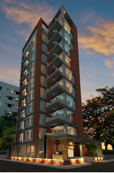Picture of 1550 sq-ft 3 bedroom apartment for rent in Dhanmondi.