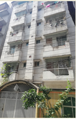 Picture of Flat rent in Bashundhara R/A 2 Bed 2 Bath
