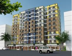 Picture of 1600 Sft Apartment for Sale at Bashundhara