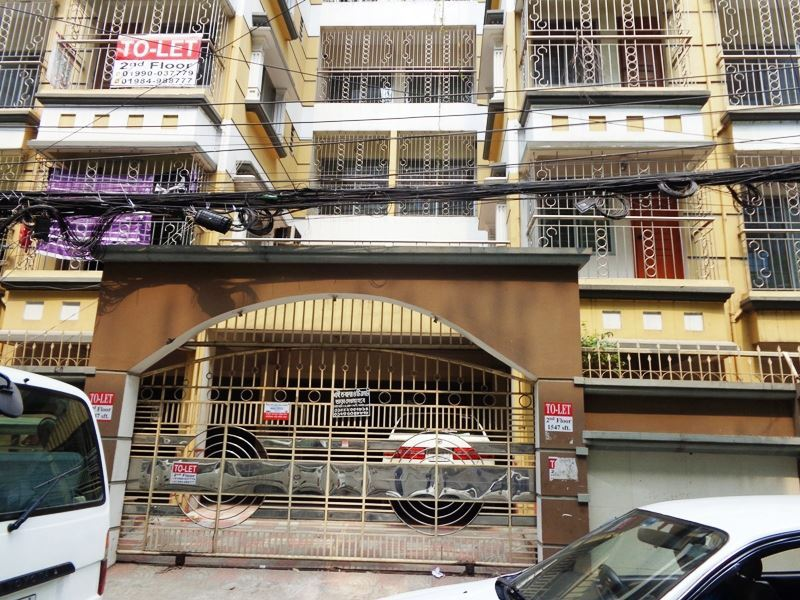 Picture of 550 sqft flat is ready for rent at Gulshan-1