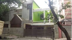 Picture of Semi Duplex  House For Rent at Banani