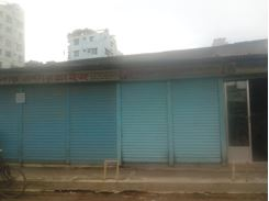 320 sqft commercial space (shop) is ready for rent এর ছবি