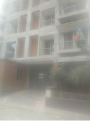 Aftab nagar 1100 sft flat for rent এর ছবি