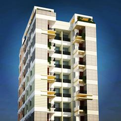 Picture of Flat for Sale at Badda