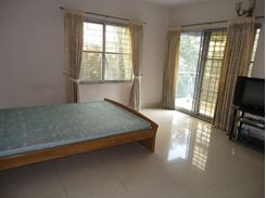 Beautiful Apartment @North Gulshan with Ac Back up এর ছবি