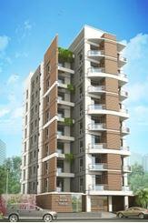 1350 sft Flat, On going Project at Kaderabad Housing, Mohammadpur এর ছবি