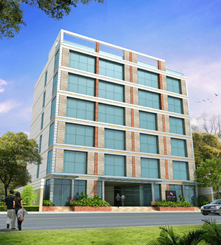 Picture of  Lake View Commercial Space @ Sector-12, Uttara, Dhaka, BD.
