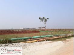 Picture of 3 Katha North Face plot for sale P-Block 1st Phase