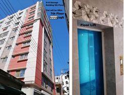 Urgent Sale 1115 Sq Ft New Flat Bahaddar Hat Bakoliya CTG এর ছবি