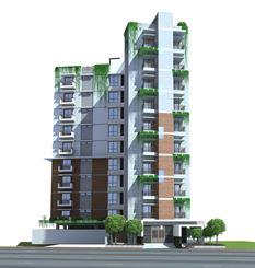 1665 sft Semi Ready flat @ Adabor, Mohammadpur, Contact 01720070763 এর ছবি