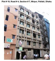 15825 sft commercial space Ready for rent in Mirpur এর ছবি