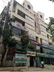 Picture of 2400 sft commercial space for rent Gulshan 1
