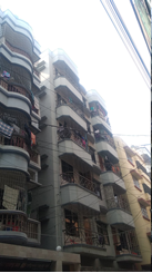 Picture of 1000 sft Residential Apartment For Sale, Banasree