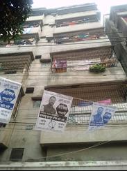 500 sft Apartment for Rent, Mirpur এর ছবি