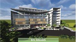 Commercial Space For Rent At Bangabondhu Hi-Tech City এর ছবি